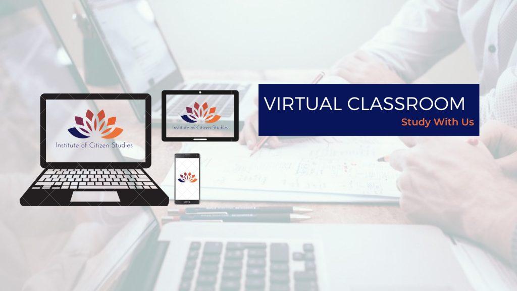 Virtual Classroom Institute of Citizen Studies